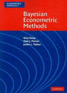 Bayesian Econometrics Methods