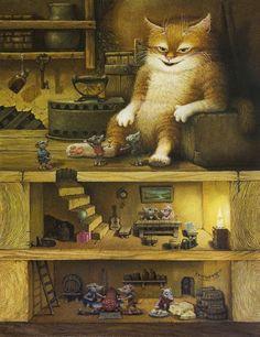 Из жизни доброго кота:). Обсуждение на LiveInternet - Российский Сервис Онлайн-Дневников