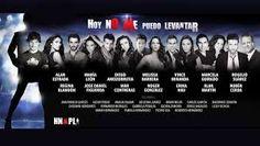 Elenco Hoy no me puedo levantar México 2014