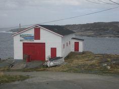 Flatrock Fishermen's Center Newfoundland, Shed, Canada, Outdoor Structures, Sheds, Tool Storage, Barn