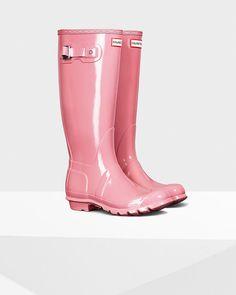 Women's Original Tall Gloss Rain Boots