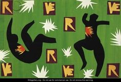 Henri Matisse - Verve IV