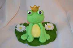 froschkönig figur kuchen - Google-Suche