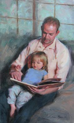 Daddy's Girl by Anna Rose Bain