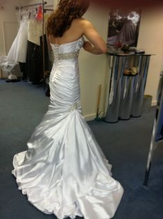 Adorae Brides - Here's my bustle =) :  wedding Photo