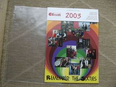 GOODTIMES Good Times 2003 Wandkalender Kalender Remember The Sixties NEU