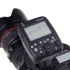 Yongnuo YN-E3-RT Flash Speedlite Transmitter For 600EX-RT Canon DSLR Cameras