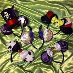 """Disney Villains"" Collection  Minnie Mouse Disney Ears source Istagram - The…"