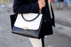 New York Fashion Week Street Style Fall 2013 | An Up-Close Look at All the Gorgeous Shoes and Bags From Last Fashion Week | POPSUGAR Fashion