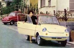 1962 Mazda R360