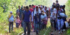 A medida que Europa lucha con su peor crisis migratoria desde la Segunda Guerra Mundial, Hungría se ha convertido, como Italia y Grecia, en país de llegada a la UE.