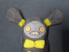 Elegant by SzyszkaDolls on Etsy Unique Gifts, Handmade Gifts, Rag Dolls, Elegant, Unique Jewelry, Fabric, Etsy, Vintage, Kid Craft Gifts