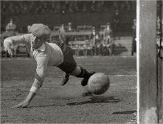 The Goalkeeper, 1928 by Martin Munkacsi