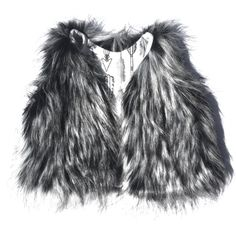 ecbf9ea488a Baby and toddler fur vest from Portage and Main