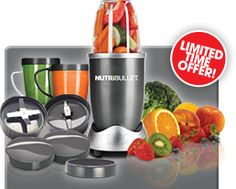 Limited Time Offer - NutriBullet