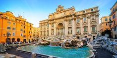 Rom im Juli, perfekt für einen Wochenendtrip! Wir zeigen dir die 5 besten Reiseziele für deinen Urlaub im Sommer. Malaga, Parks, Mansions, House Styles, Rome Italy, Paris Travel, Manor Houses, Villas, Mansion