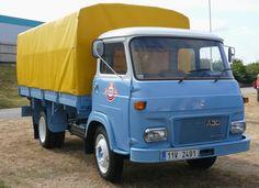 AVIA   Staré náklaďáky