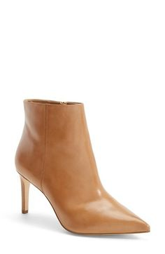 A sleek side-zip bootie is destined to be a go-to this season thanks to its walkable heel and perfectly pointed toe. Pair with anything from flares and skinnies to bootcuts and boyfriends. @Nordstrom