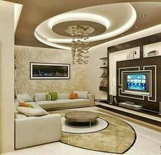 False Ceiling Section Living Rooms false ceiling with fan and chandelier.False Ceiling For Hall Design false ceiling bedroom interiors. Simple False Ceiling Design, Gypsum Ceiling Design, Ceiling Design Living Room, Bedroom False Ceiling Design, False Ceiling Living Room, Ceiling Light Design, Bedroom Ceiling, Ceiling Decor, Living Room Designs