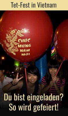 Du bist zum Tet-Fest eingeladen? Hier erfährst Du wie das Vietnamesische Neujahrsfest bei einer jungen Familie gefeiert wird. #abenteuer Hoi An, Festivals, Christmas Bulbs, Holiday Decor, Adventure Travel, Travel Inspiration, Boys, Cambodia