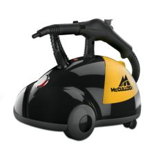 McCulloch MC-1275 Heavy-Duty 1500 watts Steam Cleaner with Caster Wheels