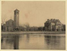 Hampton University in the old days