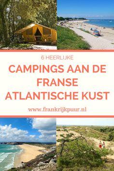 frankrijkpuur.nl | 6 heerlijke campings aan de Franse Atlantische kust