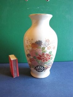 Vintage pottery Old Vase decor collectibles #327