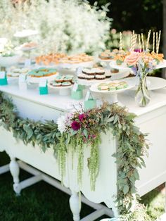 denver garden baby shower by ashley nicole events