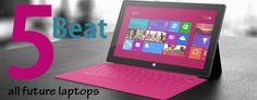 Main Image Microsoft beat future laptops Microsoft Office