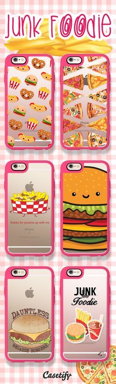 Life is too short for self-hatred and celery sticks. Shop our latest foodie collection here: https://www.casetify.com/collections/foodie#/ | @casetify