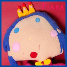 """Prinzessin Lili"" – Draw Your Cuddle | Fiaba"