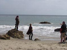 El Matador beach shoot.