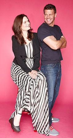Photo Gallery: Stars Visit TV Guide Magazine's Comic-Con Yacht - Bones' Emily Deschanel and David Boreanaz
