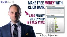 Complete ClickBank Tutorial - How To Make Money As A Beginner [Step By S... Make Money From Home, Make Money Online, How To Make Money, Affiliate Marketing, Social Media Marketing, Advertising Strategies, Education Center, Business Education, Business Travel