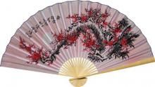 Purity Blossoms :: Chinese Wall Fans