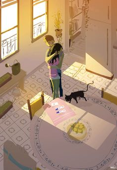 Thank you... by Pascal Campion