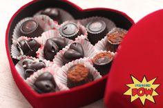 Happy Protein Valentine's Day - Protein Pow