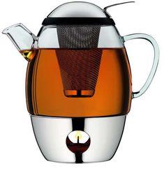 The WMF SmarTea Teapot Keeps Your Favorite Brew Warm for Hours #tea trendhunter.com