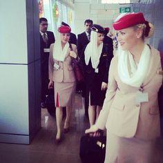 Emirates cabin crew crewfie @maicabreralabung