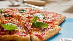 Pizza fatta in casa Vegetable Pizza, Homemade, Vegetables, Recipes, Food, Pizza, Rezepte, Home Made, Veggie Food