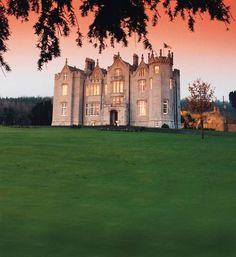 Kinnitty Castle, Kinnitty Birr, Co. Offaly, Ireland