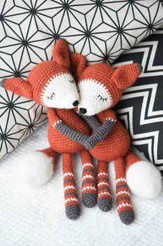Ravelry: Mystique the Fox by Mari-Liis Lille