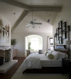 """Master bedroom....Amazing! This room will be on the """"must have"""" list for our next home."""
