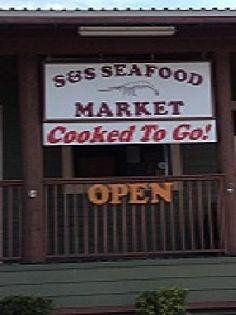S&S Seafood Market, Gulf Shores, AL