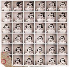 Anne Frank Passport photos