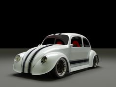 old volkswagen beetle customized Custom Vw Bug, Custom Cars, Auto Volkswagen, Golf 2, Vw Classic, Vw Vintage, Busse, Vw Cars, Vw Beetles