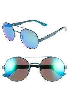 OXYDO 53mm Retro Sunglasses available at #Nordstrom