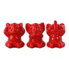 Found it at Wayfair - 3 Piece Ceramic Elephant Figurine Set