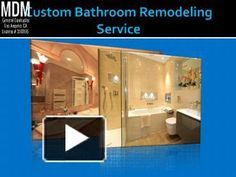 #Bathroomremodeling is in great demand these days. If you want to make your #bathroom one of the attractive places, you should hire a #professional remodeling company